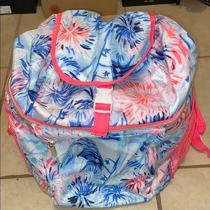 NWT LILY PULITZER cooler bookbag
